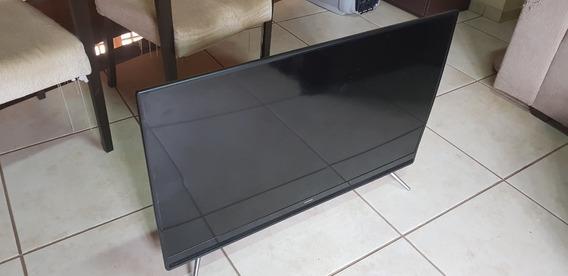 Tv Samsung Led 40 (un40k5300ag) Com Tela Quebrada