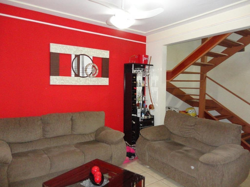 Casa Com 3 Dormitórios À Venda, 134 M² Por R$ 385.000,00 - Parque Dos Lagos - Ribeirão Preto/sp - Ca0049