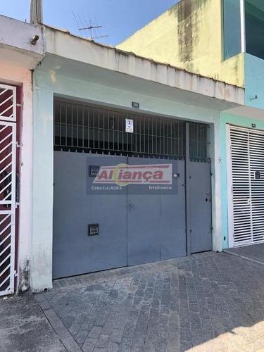 Sobrado Com 2 Dormitórios À Venda, 114 M² Por R$ 299.000,00 - Residencial Parque Cumbica - Guarulhos - Ai20271