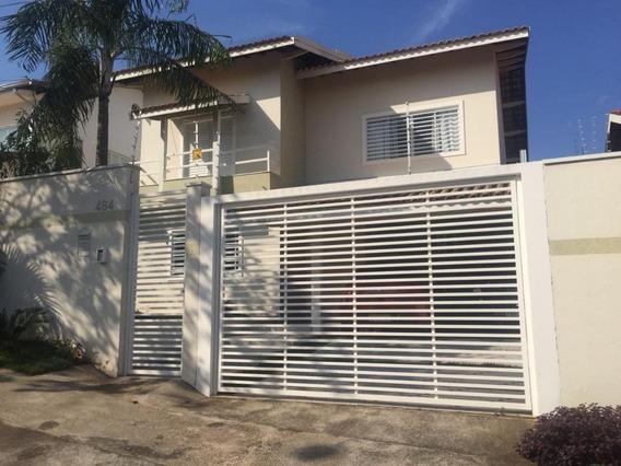 Casa Com 3 Dormitórios À Venda, 320 M² Por R$ 1.120.000 - Parque Das Universidades - Campinas/sp - Ca7013