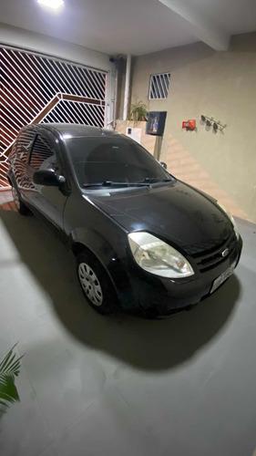 Ford Ka Preto  2010 1.0 Flex 3p