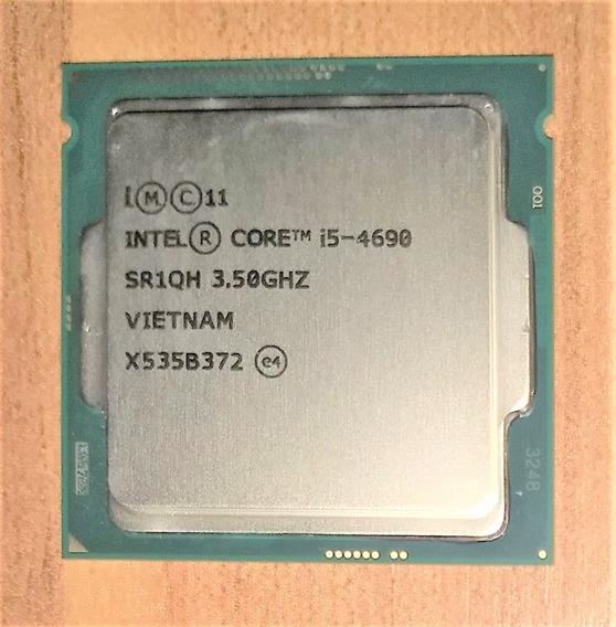 Processador Intel Core I5 4690 3.5ghz 4ª Geração Lga1150 Top