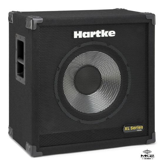 Hartke 115bxl Caja Bafle P/ Bajo 1x15 200w Cono Aluminio En Cuotas
