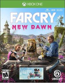 Far Cry New Dawn - Xbox One - Midia Fisica! Pronta Entrega!