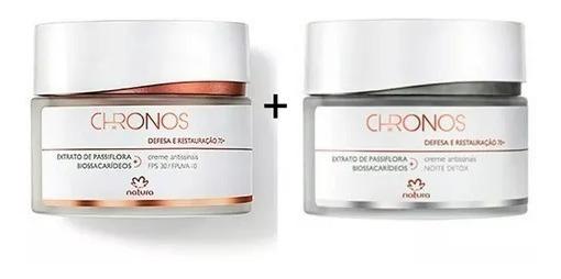 Chronos Dia E Noite 30+ 45+ 60+ 70+ Completo Economize R$75