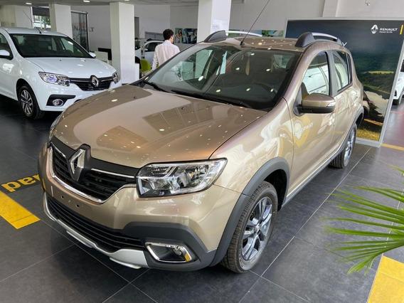 Nuevo Renault Sandero Stepway 1.6 Cvt Intens (mb) (pr)