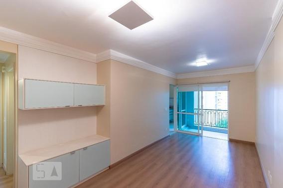Apartamento No 6º Andar Com 2 Dormitórios E 2 Garagens - Id: 892967880 - 267880