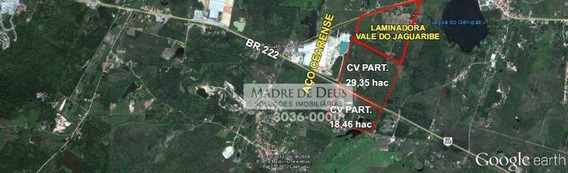 Terreno Industrial À Venda, Caucaia, Caucaia. - Te0362