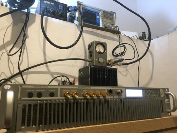 Transmisor De Tv Digital Isdb-t Completo 120 Watts