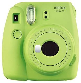 Fujifilm Instax Mini 9 Cámara Instantánea - Verde Lima