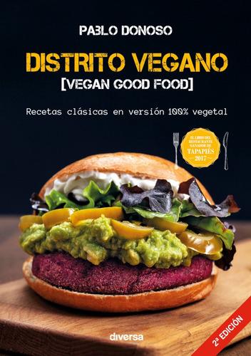 Imagen 1 de 1 de Distrito Vegano, De Pablo Donoso