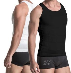 2 X 1 Camiseta Faja Reductora Playeras Ropa Interior Hombre