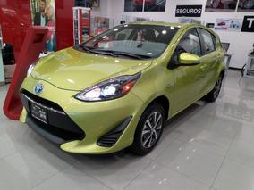 Toyota Prius C Nuevo 2019 Verde