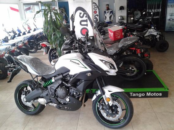 Kawasaki Versys 650 Bonificada!.entrega Inmediata!!!