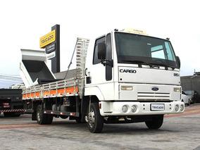 Cargo 815 2012 4x2 Carroceria Em Madeira