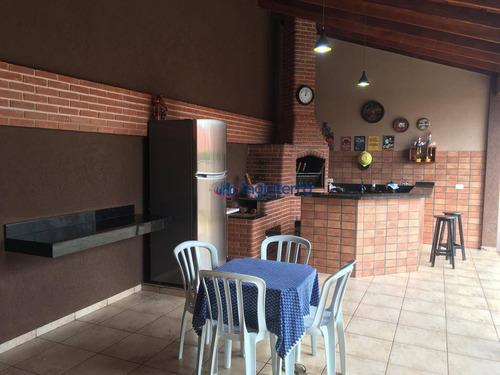 Casa À Venda, 200 M² Por R$ 570.000,00 - Jardim Acapulco - Londrina/pr - Ca1306
