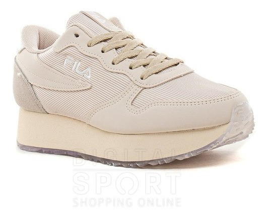 Fila Euro Jogger Wedge