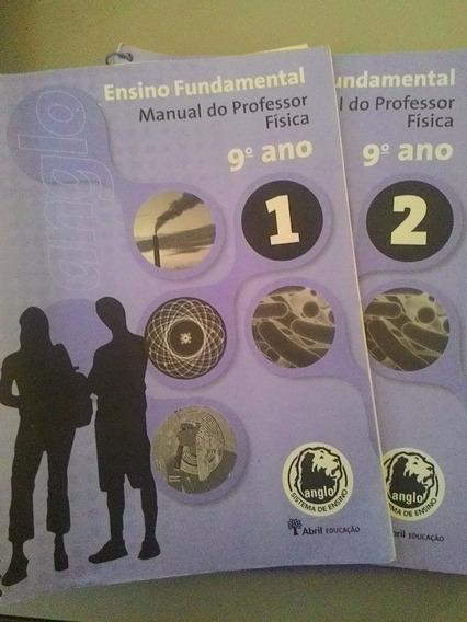 Livros Ensino Fundamental -física 9º Ano - Volumes 1/2/3/4