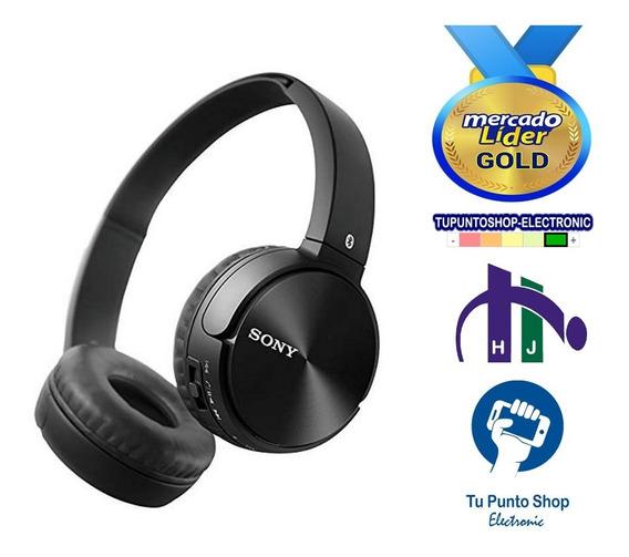 Audífonos Inalambricos Sony Mdr-zx330bt Mp3 Bluetooth (21)