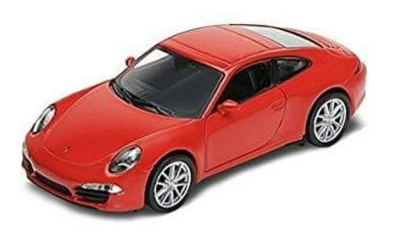 Autos Deportivos Leyenda N°3 - Porsche 911 (991) Carrera S