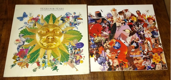 Tears For Fears Roll Down Greatest Hits 82-92 Disco Lp Vinil
