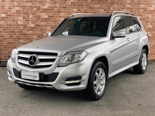 Imagem 1 de 9 de Mercedes-benz Classe Glk 2015 2.1 Cdi 5p