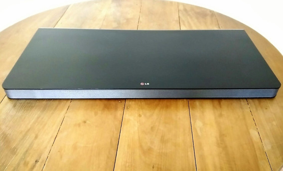 Home Theater LG Lap340 4.1 Bluetooth E 2 Subwoofers 120w