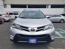 Toyota Rav 4 Platinum Awd Financiamiento Y Contado