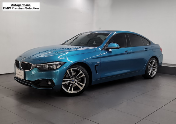 Bmw 420i Gran Coupe 2018 Dzr 920
