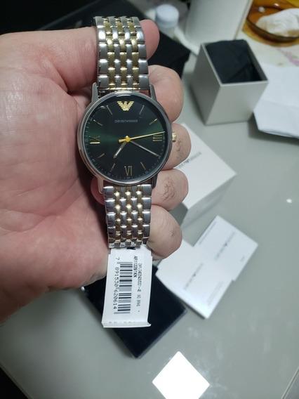 Relógio Empório Armani Ar11228 - Original Com Nota Fiscal