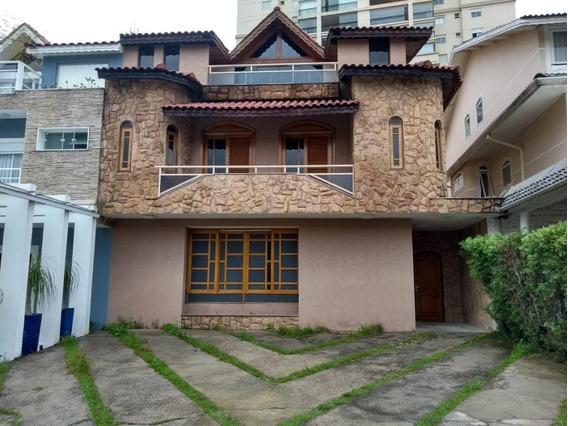 Sobrado Com 4 Dormitórios À Venda, 500 M² Por R$ 1.650.000 - Vila Rosália - Guarulhos/sp - So1129