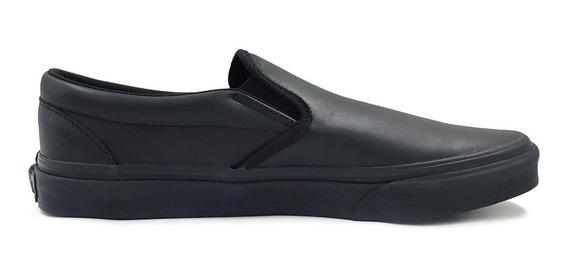 zapatos vans piel