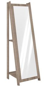 Espelho De Chão Movelbento Rt3083 - Rústico