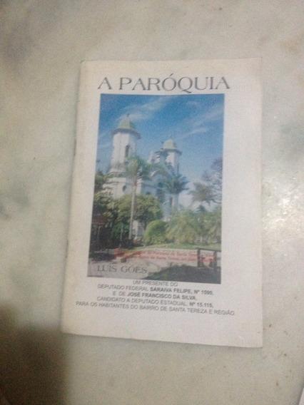 Livro A Paróquia Santa Tereza Belo Horizonte