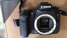 Canon 70d (apenas Corpo) Menos 9mil Clicks