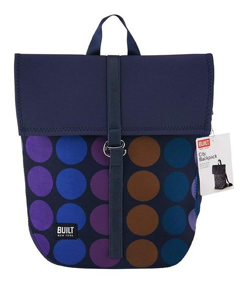 Mochila Built Ny Original Backpack Termica Neopreno
