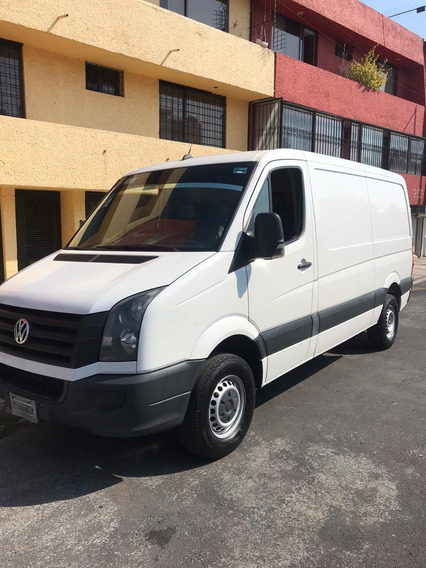 Volkswagen Crafter Crafter Cargo Van