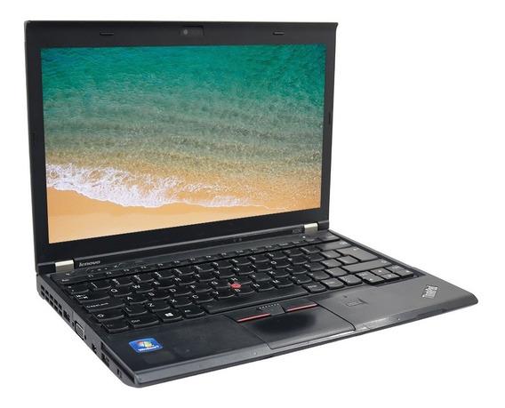 Notebook Lenovo Thinkpad X230 I5 4gb 320gb - Usado