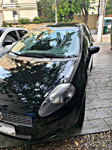 Imagem 1 de 8 de Fiat Punto 2012 1.4 Itália Flex 5p