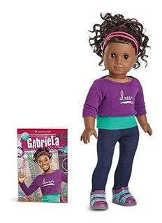 Chica Americana Gabriela Mcbride Gabriela Doll Y Book Americ