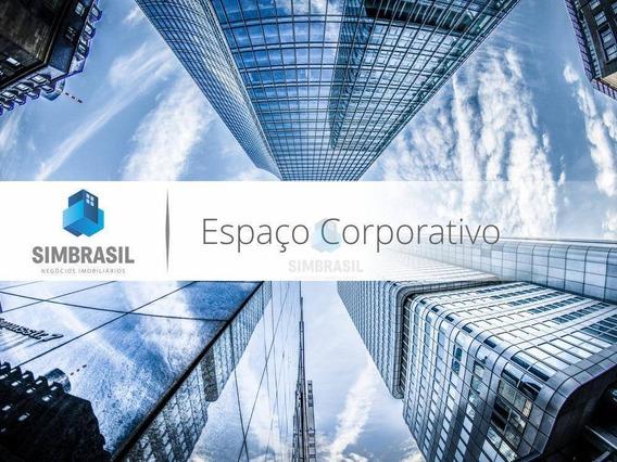 Sala Comercial Para Venda E Locação, Centro, Campinas. - Sa0007