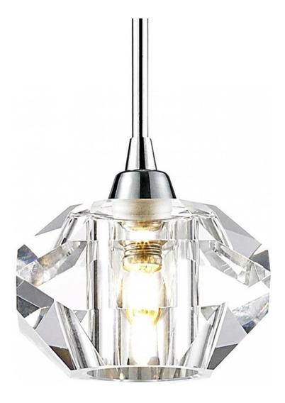 Pendente Cristal Lapidado Pe012/1.12cl Isadora Design I