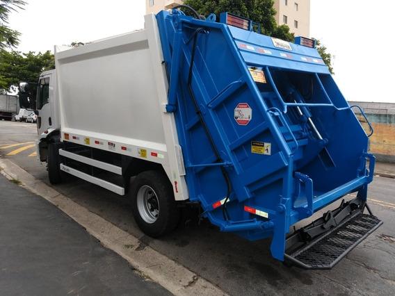 Ford Cargo 1723 Compactador De Lixo 2013