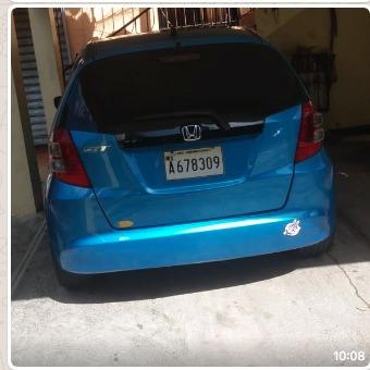 Honda Fit 2011 Cel.829-274-1680