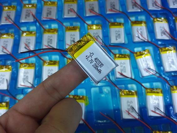 (2pcs) Bateria Fone De Ouvido T450 Bt iPod Mp3
