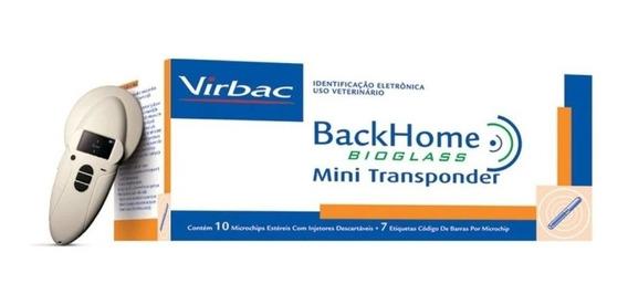 Leitor De Microchip Virbac Backhome - Virbac
