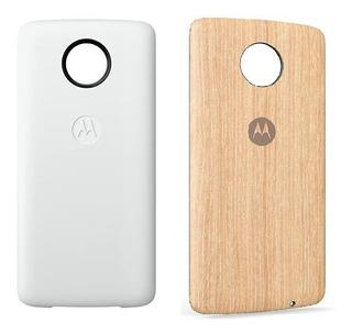 Motorola Moto Mod Power Pack Bateria Shell Bambu Z Family