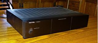 Liquido!! Potencia Stereo Rotel Rb 930 Ax (bridge Mono) !!!!