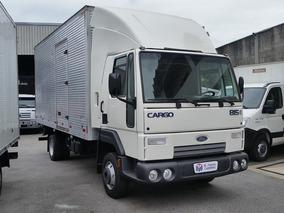 Cargo 815 07 Baú Cabine Leito