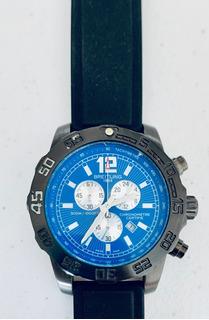 Reloj Pulsera Breitling 1884 Malla Negra A13380 Usado Oferta